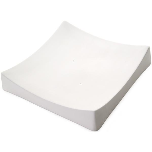Square Slumper A – 25.6×25.9×4.8cm