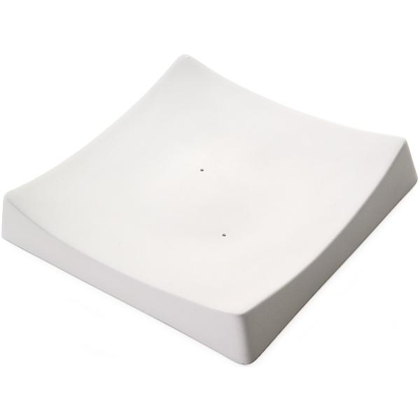 Square Slumper A – 21.2×21.5×3.7cm