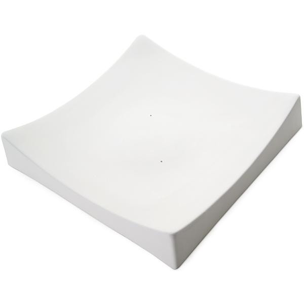 Square Slumper A – 30.4×30.8×5.6cm