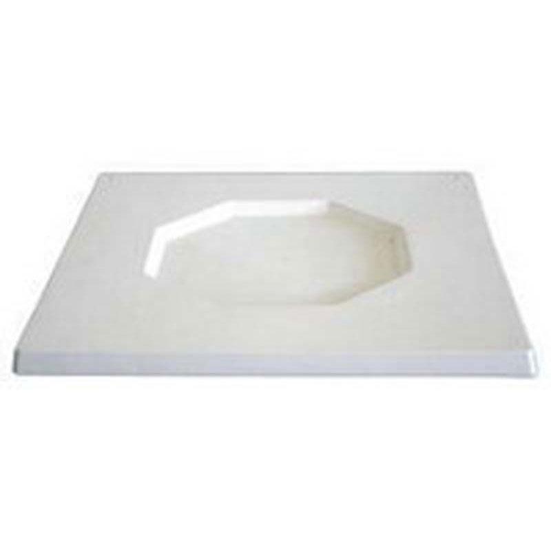 square platter octa 39 2 base 23cm
