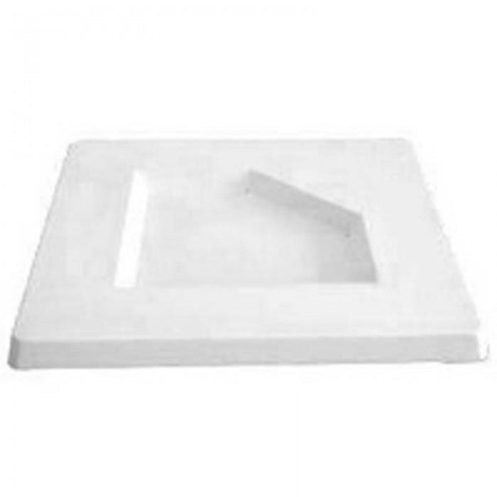 Square Platter – Penta – 34x34x2.5cm – Base: 19.5cm