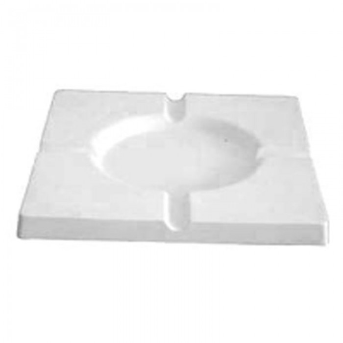 Ashtray – Square – 26.5×26.5×2.2cm – Base: 15.5cm
