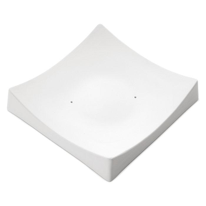 Square Slumper B – 15.6x16x2.9cm
