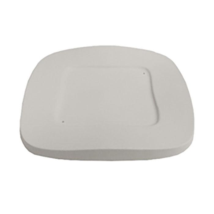 Square Wavy Plate – 21.8×21.8x2cm