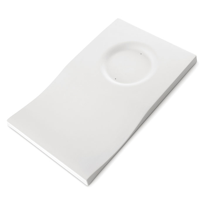Breakfast Tray – 37.5×22.8×2.2cm – Base: 13cm