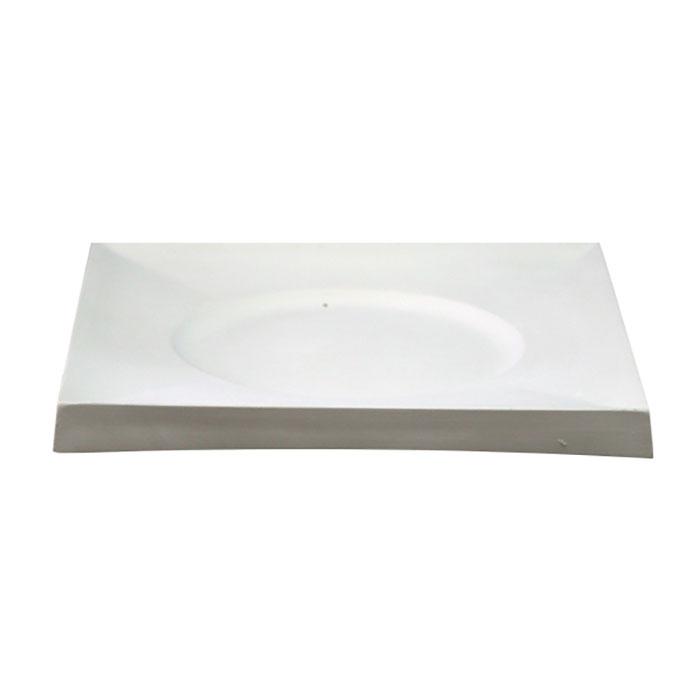 Casablanca – Dinner Plate – 31.4×31.4×2.7cm – Base: 20x1cm