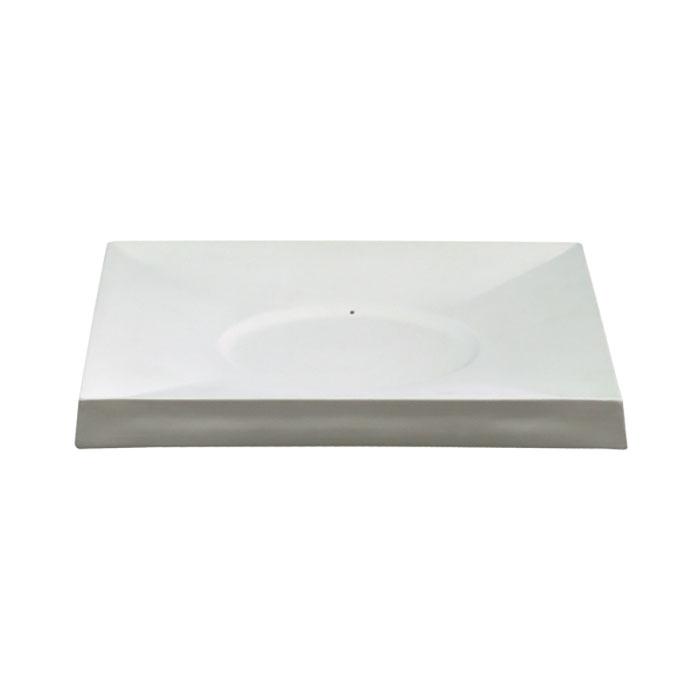 Casablanca – Salad Plate – 30.3×30.3x3cm – Base: 14.8cm