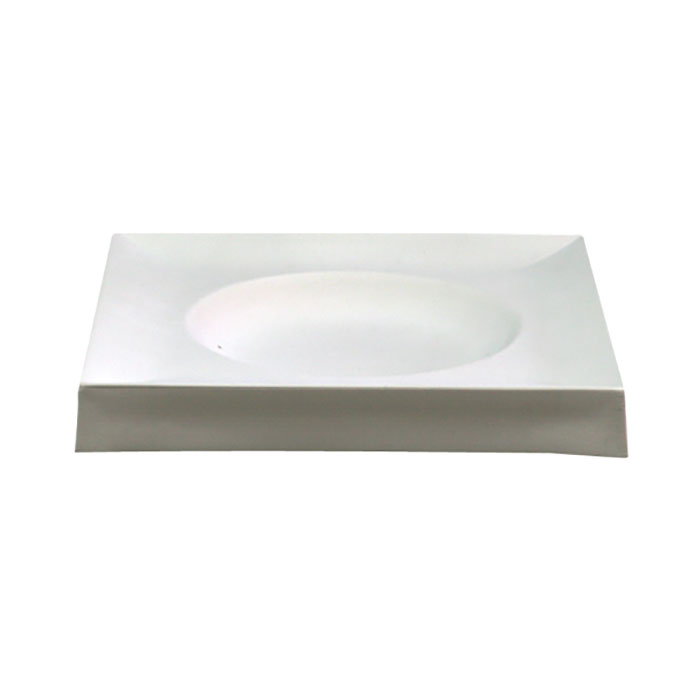 Casablanca – Soup Bowl – 28x28x3.5cm – Base: 18.5x2cm