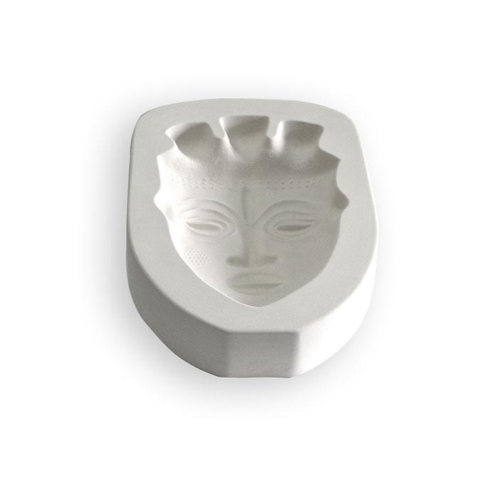 Mask Zeedah – 31.7×22.3×5.4cm – Opening: 25.9×17.1cm