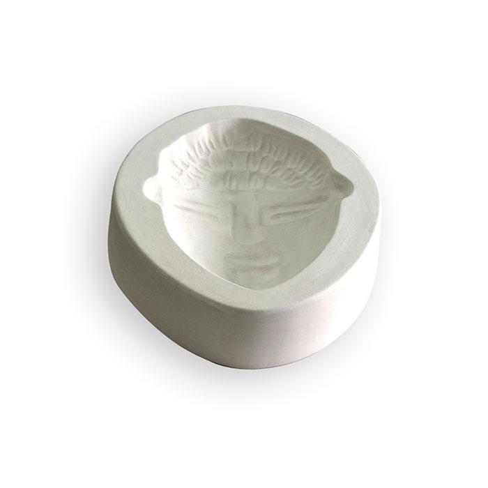 Mask Maha – 31.6×25.5×6.3cm – Opening: 25.1×19.5cm