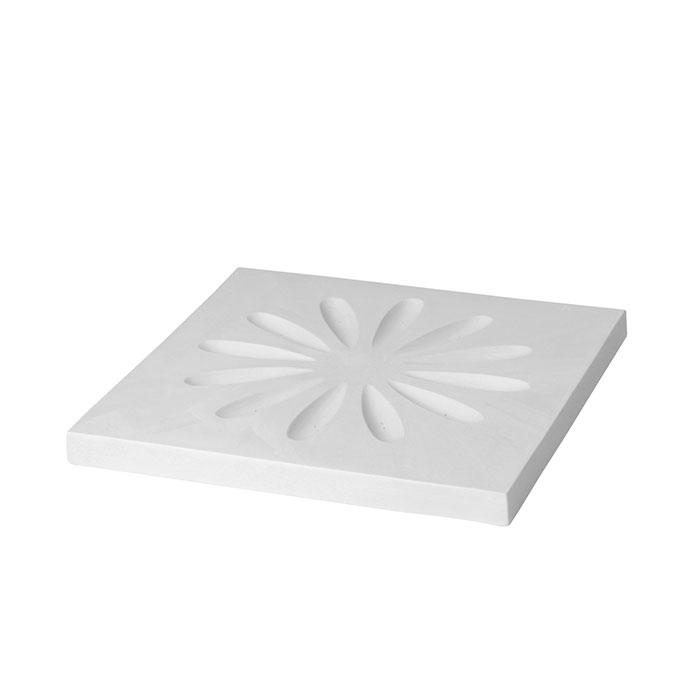 Texture – Floral – 31x31x2.6cm