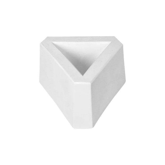 Pyramid 3-sided 15x11x8.5cm