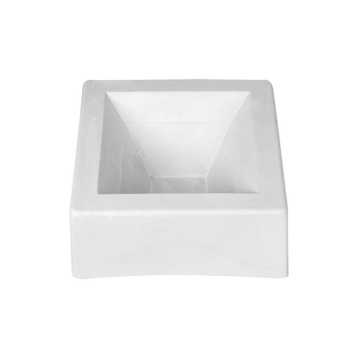 Pyramid Cut 14.5×14.5x6cm