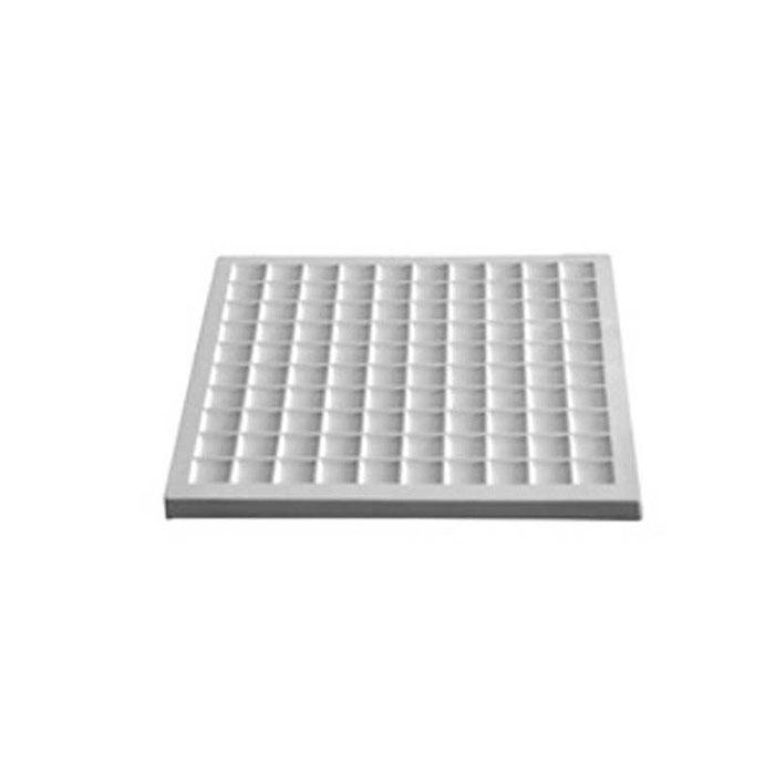 Segments 100 – 31.5×31.5×1.8cm – Opening: 2.6cm